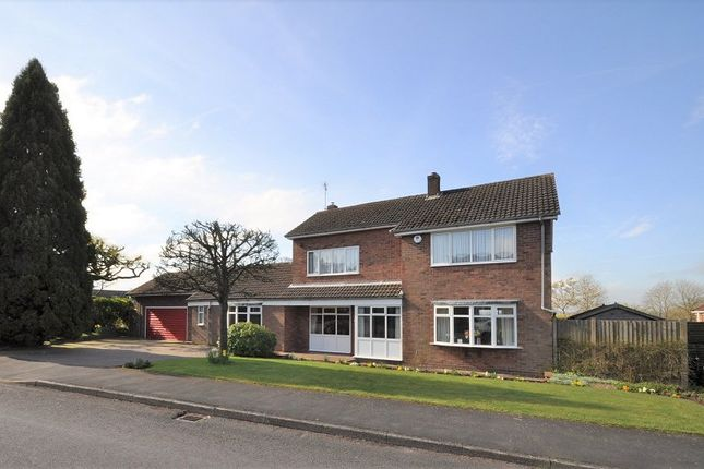 Thumbnail Detached house for sale in Fairbanks Walk, Swynnerton, Stone