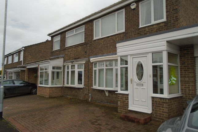 Thumbnail Property to rent in Chevington Close, Pegswood, Morpeth