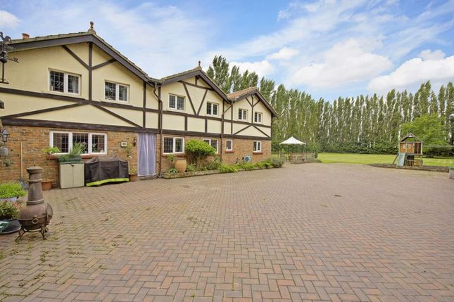 Thumbnail Detached house for sale in Little Lane, Whaplode, Spalding, Lincolnshire