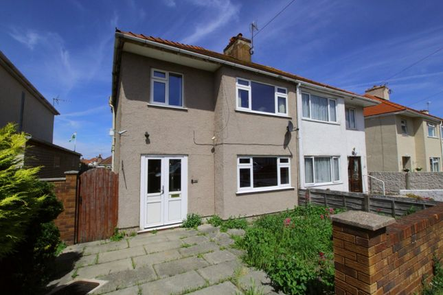 Thumbnail Semi-detached house for sale in Holland Park Drive, Rhyl, Denbighshire