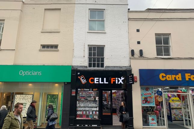Thumbnail Retail premises for sale in Week Street, Maidstone