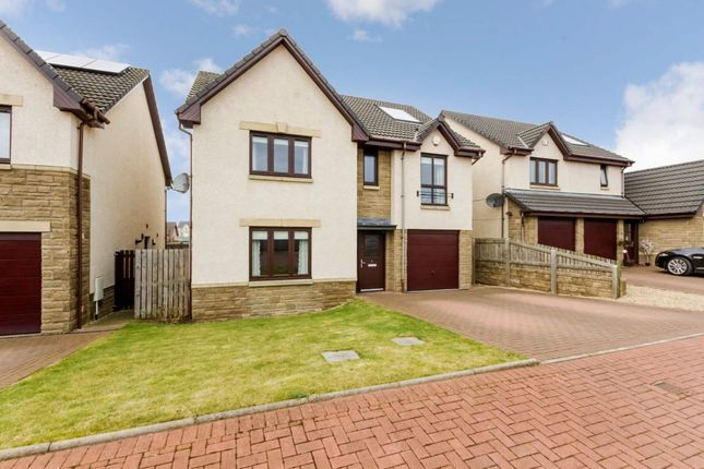 Thumbnail Detached house for sale in 5 Malachi Close, Kirkliston