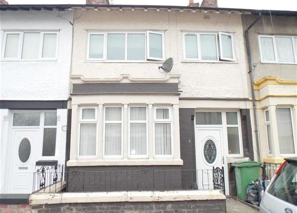 Thumbnail Terraced house to rent in Etruscan Road, Stoneycroft, Liverpool