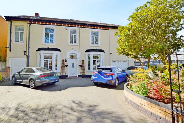 Thumbnail Detached house for sale in Mary Road, Stechford, Birmingham