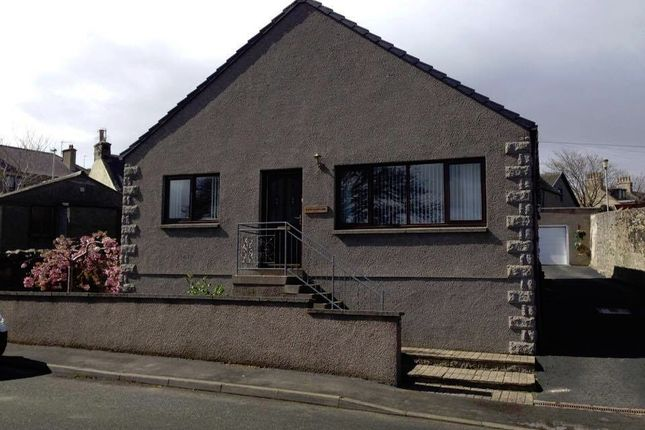 Thumbnail Bungalow for sale in Grant Street, Banff, Aberdeenshire