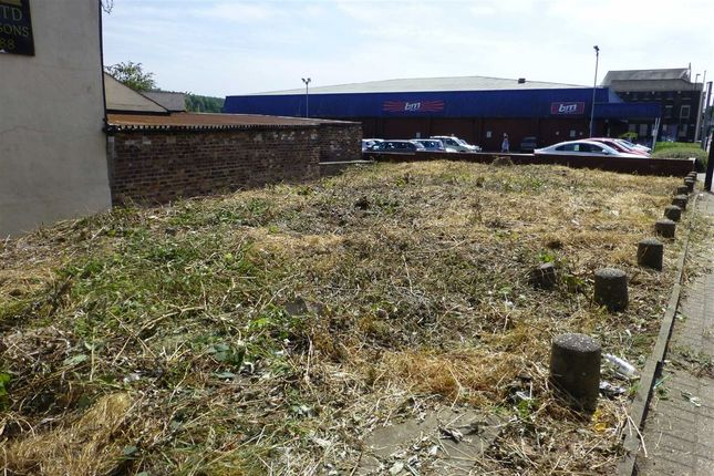 Thumbnail Land to let in Waterloo Road, Stoke-On-Trent, Staffordshire