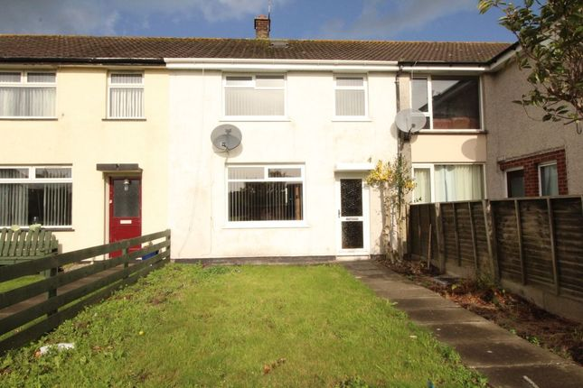 Thumbnail Terraced house to rent in Auster Park, Newtownards