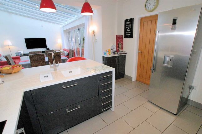 Thumbnail Detached house for sale in Queens Park Avenue, Dresden, Stoke On Trent