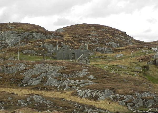Thumbnail Commercial property for sale in 6 Croft, Finsbay, Isle Of Harris