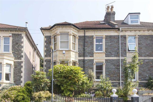 Thumbnail Semi-detached house for sale in Elton Road, Bishopston, Bristol