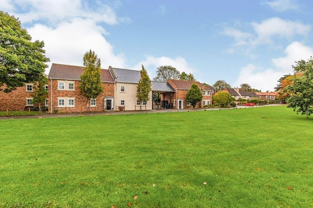 2 bed flat for sale in Foxhill Lodge, The Green, Great Burdon, Darlington DL1