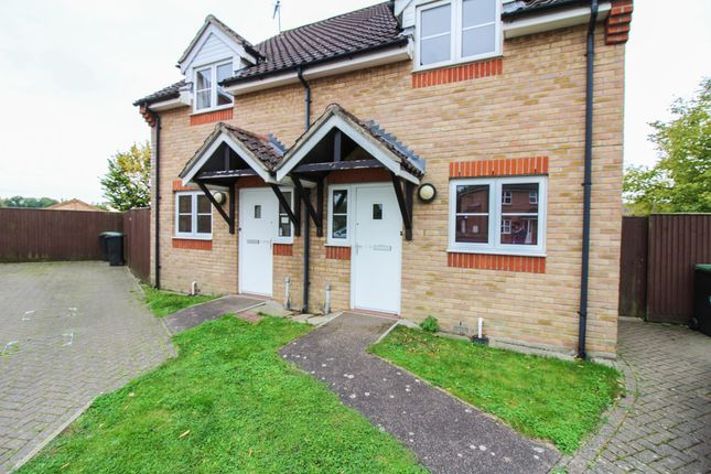 Thumbnail Semi-detached house to rent in Jollys Way, Walsham-Le-Willows, Bury St. Edmunds