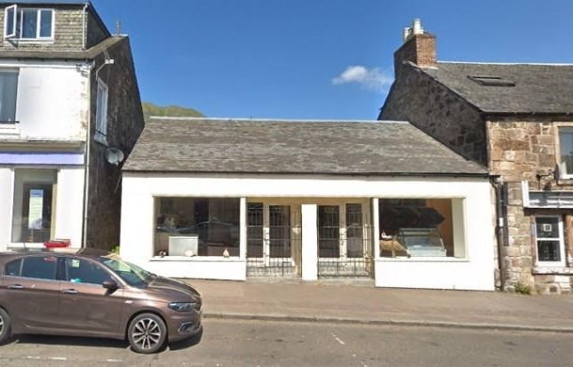 Thumbnail Retail premises for sale in 120 High Street, Tillicoultry, Clackmannanshire