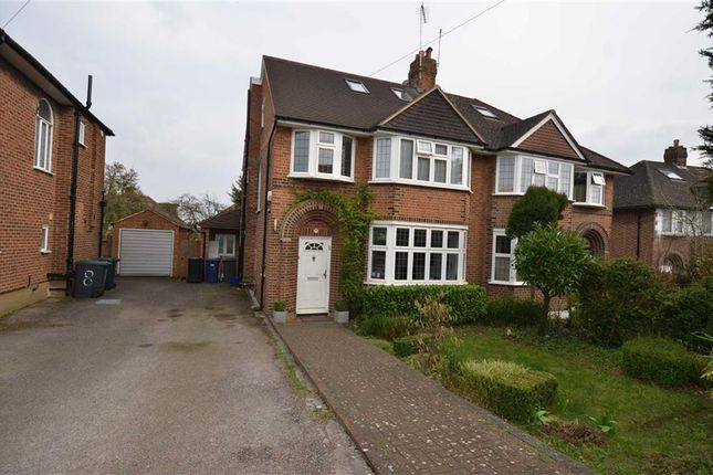 Thumbnail Property for sale in Wolstonbury, London