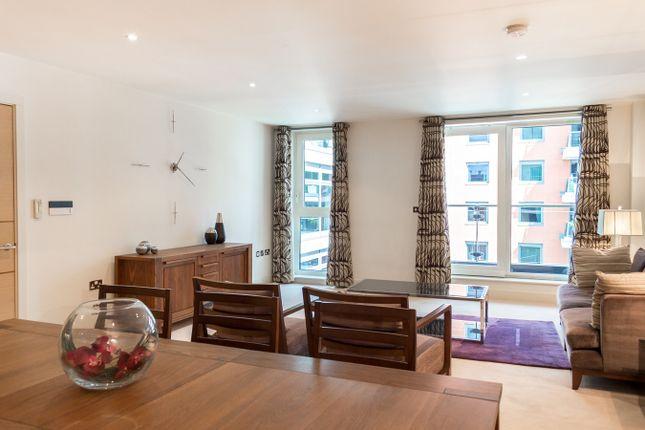 Thumbnail Flat for sale in Regal House, Lensbury Avenue, Imperial Wharf, London