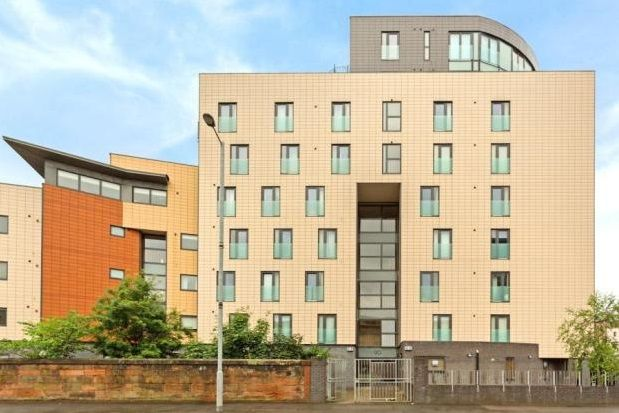 Thumbnail Flat to rent in London Road, Glasgow