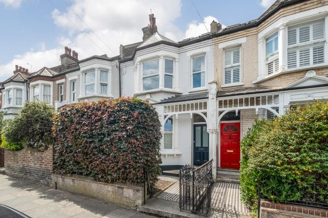 Thumbnail Terraced house for sale in Swallowfield Road, London