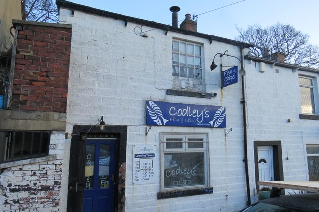 Thumbnail Restaurant/cafe for sale in Ingrow Lane, Keighley
