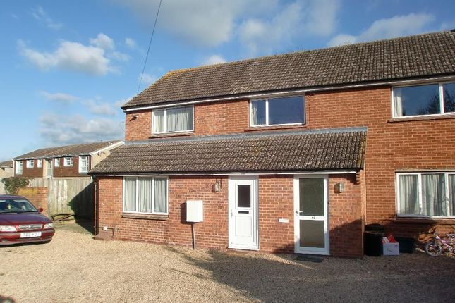 Thumbnail Semi-detached house for sale in Westfield, Harwell