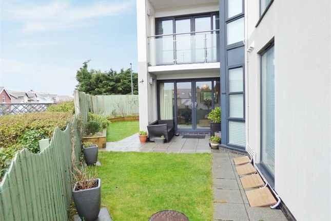 Thumbnail Flat for sale in Station Road, Deganwy, Conwy