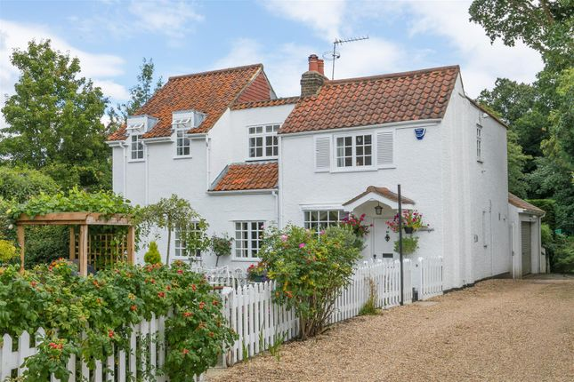 Thumbnail Cottage for sale in Dury Road, Hadley Highstone