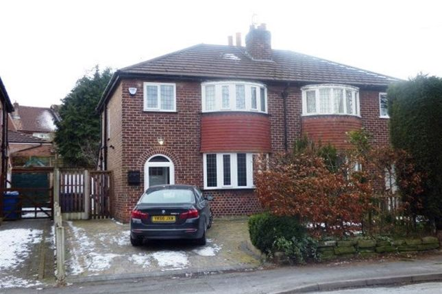 Thumbnail Semi-detached house to rent in Grove Lane, Hale, Cheshire