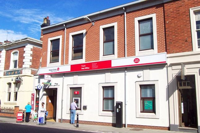 Thumbnail Retail premises for sale in 20 Albert Street, Rugby