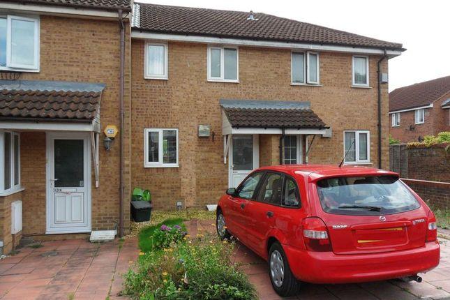 Thumbnail Terraced house to rent in Oaktree Crescent, Bradley Stoke, Bristol