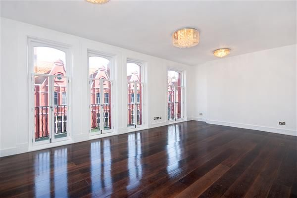 Thumbnail Flat for sale in Hyde Park Mansions, Cabbell Street, London