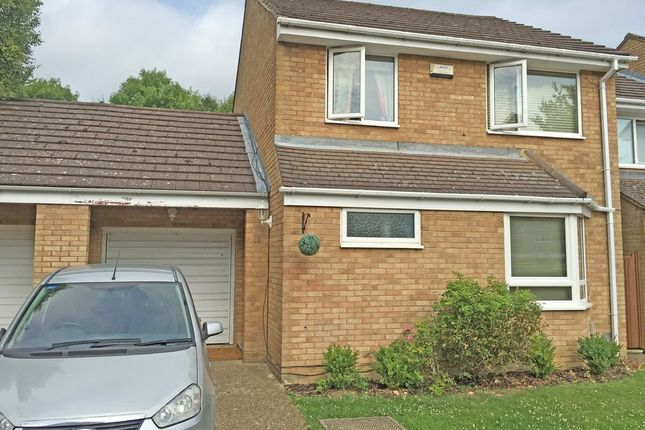 Thumbnail Detached house for sale in Olivers Mill, New Ash Green, Longfield