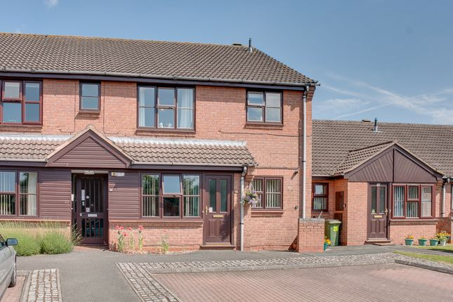 Thumbnail Flat for sale in Naseby Close, Church Hill North, Redditch