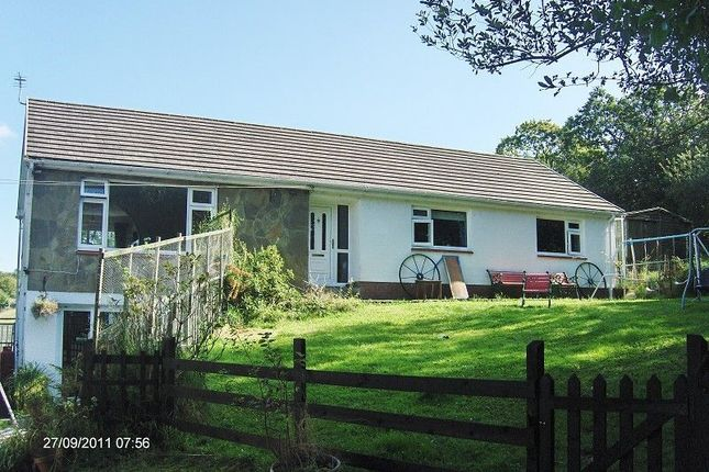 4 bed detached house for sale in New School Road, Garnant, Ammanford, Carmarthenshire.