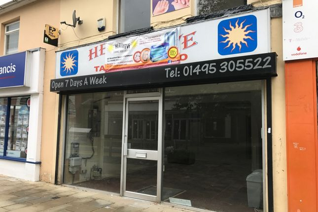 Thumbnail Property to rent in Bethcar Street, Ebbwvale