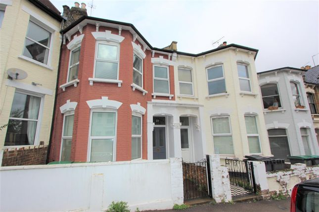 Thumbnail Terraced house to rent in Duckett Road, Harringay