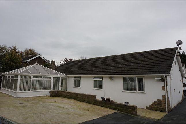 Thumbnail Detached bungalow for sale in Rockhill Lane, Bradford