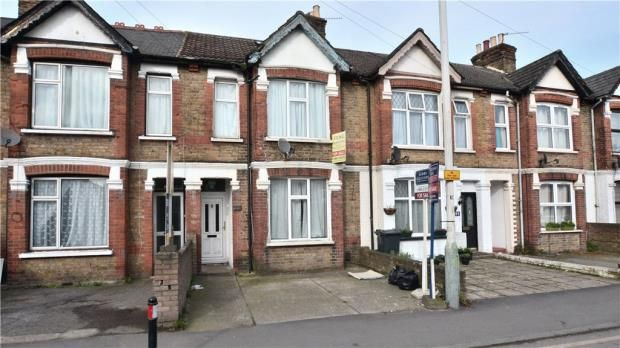Thumbnail Terraced house for sale in Cowley Mill Road, Cowley, Uxbridge