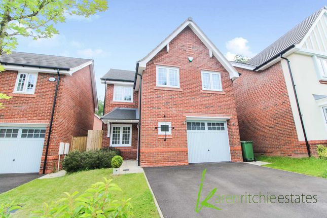 Thumbnail Detached house for sale in Temple Road, Bolton