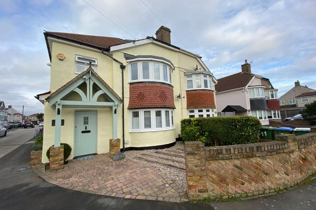 Thumbnail Semi-detached house for sale in Tenby Road, Welling