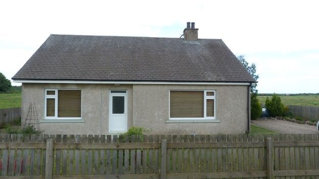 Thumbnail Detached bungalow to rent in Floral View, Longmorn, Elgin