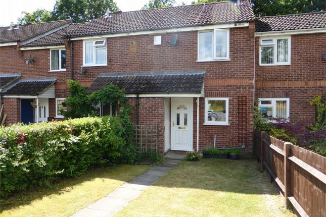 Thumbnail Terraced house to rent in Isis Way, Sandhurst, Berkshire