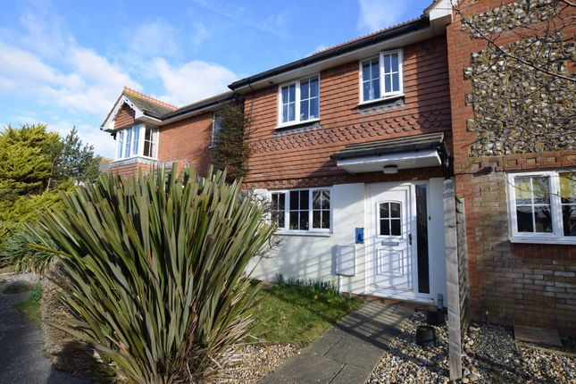 Thumbnail Terraced house for sale in Long Beach View, Eastbourne