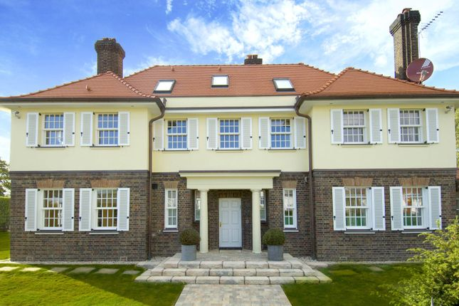 Thumbnail Detached house to rent in Christchurch Avenue, Brondesbury Park, London