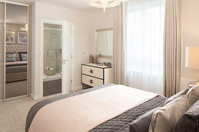 Thumbnail Flat for sale in Plot 200, West Park Gate, Acton Gardens, Bollo Lane, Acton, London