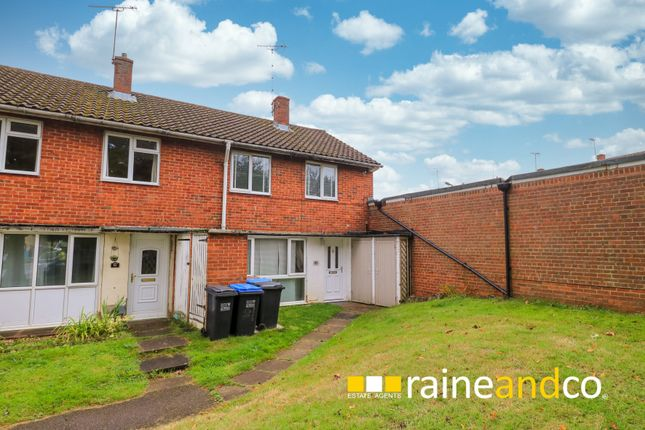 Thumbnail End terrace house for sale in Maryland, Hatfield