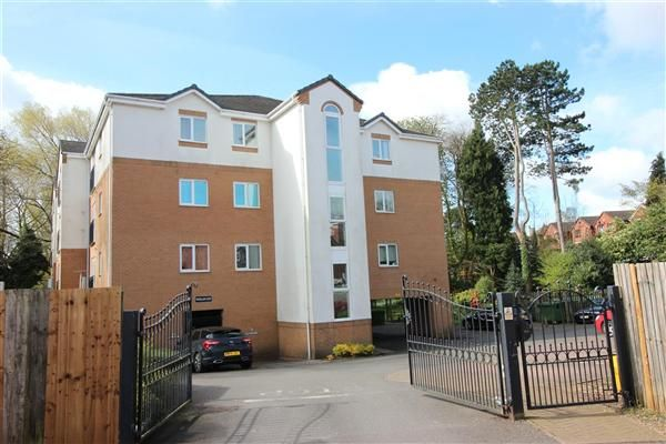 Thumbnail Flat for sale in Woodland Court, Hednesford, Cannock