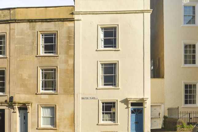 Thumbnail Terraced house for sale in Bruton Place, Clifton, Bristol
