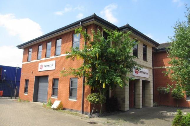 Thumbnail Office to let in 35A Brunel Parkway, Pride Park, Derby