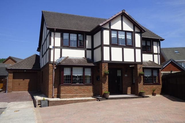 Thumbnail Detached house for sale in Ocean View, Jersey Marine, Neath .