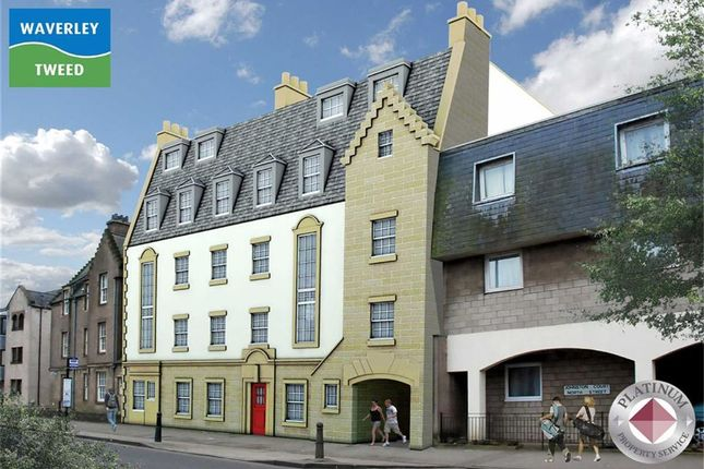Thumbnail Flat for sale in Flat 9, Penthouse Floor, Front Block, Century Court, St Andrews, Fife
