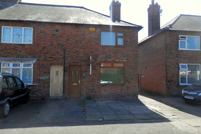 Thumbnail Semi-detached house to rent in Lansdown Grove, Long Eaton